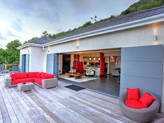 Anse de Lorient Saint Barthelemy Vacation Rentals - Villa