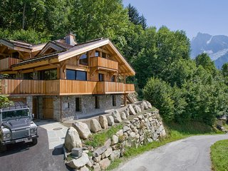 Les Houches France Vacation Rentals - Chalet