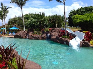 Staying at Pili Mai 15J comes with a membership to the Poipu Beach Athletic Club - just minutes away