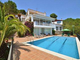Lloret de Mar Spain Vacation Rentals - Villa
