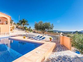 Benissa Spain Vacation Rentals - Villa