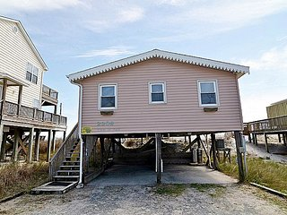 Surf City North Carolina Vacation Rentals - Cottage