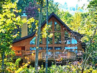 Dillsboro North Carolina Vacation Rentals - Chalet