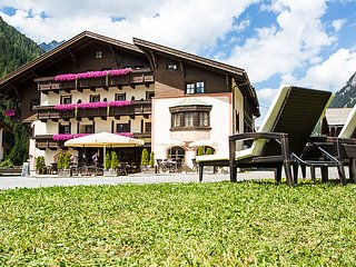 Saint Leonhard im Pitztal Austria Vacation Rentals - Apartment