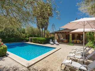 Cala San Vincente Spain Vacation Rentals - Villa