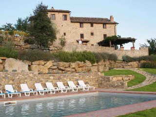 Pievasciata Italy Vacation Rentals - Villa