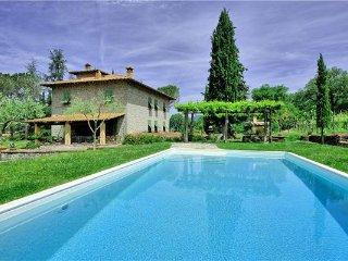 Subbiano Italy Vacation Rentals - Villa