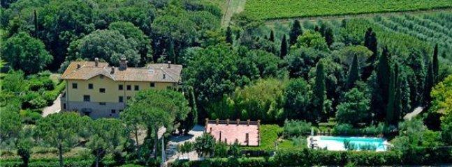 San Martino in Colle Italy Vacation Rentals - Villa
