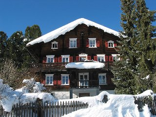 Furna Switzerland Vacation Rentals - Apartment