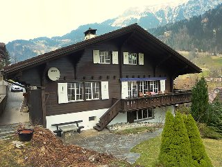 Lauterbrunnen Switzerland Vacation Rentals - Villa