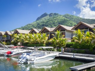 Riviere Noire Mauritius Vacation Rentals - Townhouse