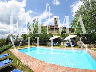 Castiglion Fosco Italy Vacation Rentals - Villa
