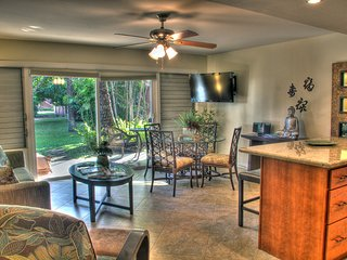 Beautifully remodeled interior space for your enjoyment!