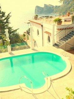VILLA LA GRANSEOLA (NEW) - SORRENTO PENINSULA - Marina del Cantone