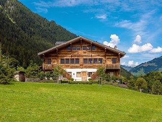 Lauenen Switzerland Vacation Rentals - Villa