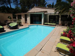 La Destrousse France Vacation Rentals - Villa