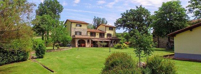 4 bedroom Villa in Anghiari, Arezzo and the surrounding area, Italy : ref