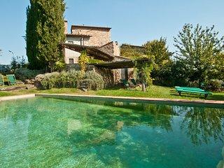 Volpaia Italy Vacation Rentals - Villa