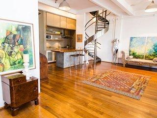 Buenos Aires - Vintage Loft II - Living Room