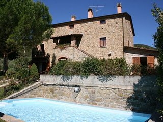 Teverina di Cortona Italy Vacation Rentals - Apartment