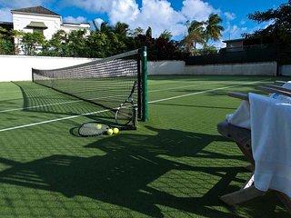 Sugar Hill - Go Easy: Tennis Court