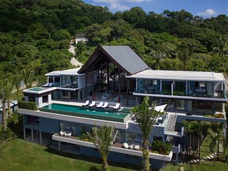 Villa Saan - Featured aerial shot