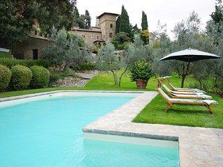 Vergelle Italy Vacation Rentals - Villa
