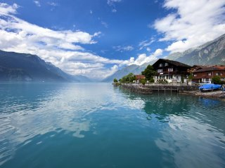 Vacation Apartment in Brienz - amazing view, beautiful, comfortable (# 5430) #5430