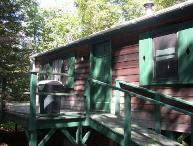 LA CABINITA | BOOTHBAY HARBOR | SPRUCEWOLD COMMUNITY | SECLUDED SETTING | GREAT VALUE