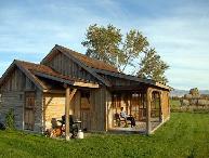 Twin Bridges Fishing Cabin