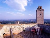 San Gimignano Villa in a Historic Tower - Cavalliere 2