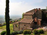 Villa Walking Distance to Cortona - Vista Infinita