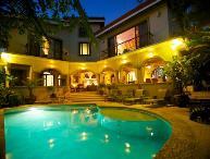 Luxury Beachfront Villa in Playa Grande