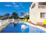 Villa Tranquilo Moraira, pool, air-con, great view