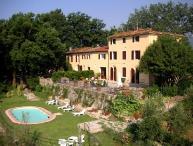 Villa Raffaello Villa  rental  in Pistoia near Florence, Tuscany