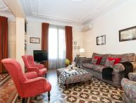Dandi, luxury 3 BR apt next to Passeig de Gràcia