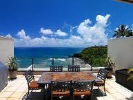 Puu Poa 413-Premier 2 bedroom/2 bath penthouse with gorgeous ocean views- heated pool