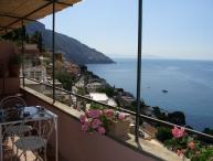 Vacation House in Positano with Great Views  - Positano Rifugio