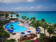 La Plage Penthouse at Maho, Saint Maarten - Oceanfront, Gated Community, Pool