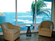 LIGHTHOUSE 2C... Stunning views, luxury oceanfront condo, short walk to