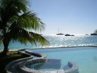 UNFORGETTABLE... indeed! Wonderful beachfront contemporary complex on fabulous beach!