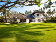 Beachfront classic. Villa Puri Nirwana. 4 or 6 bdr