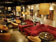 Double Room at BA's Top Members Club