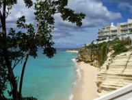 The Cliff Beach & Spa A7 at Cupecoy, Saint Maarten - Beachfront, Gated