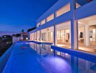 Villa Bella Vita at Pelican Key,  Saint Maarten - Ocean View, Media Room, Pool