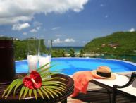 Ashiana Villa at Marigot, Saint Lucia - Panoramic Views, Pool, Air Conditioning