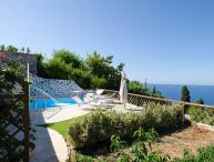 Amalfi Coast Apartment with Pool for Two Couples in Town - Greco