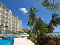Sapphire Beach 209 at Dover Beach, Barbados - Beachfront, Gated Community,Pool