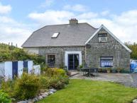THE OLD SCHOOL HOUSE, quirky, character, open fire, garden, bay views, Carrowholly, Westport Ref 20314