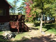 Sanctuary Shores on Castle Rock Lake, near WI Dell